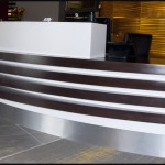 Radius Reception Desk